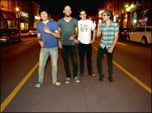 The Howlies play Friday at Frankie's Inner-City.