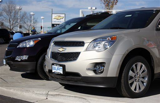 Gm good bet to claim top carmaker in world for 2011 the for General motors chevrolet customer service