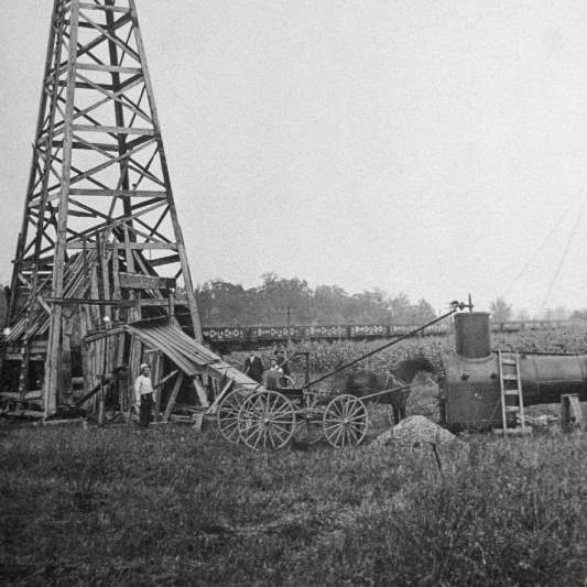 Oil-well-Bradner