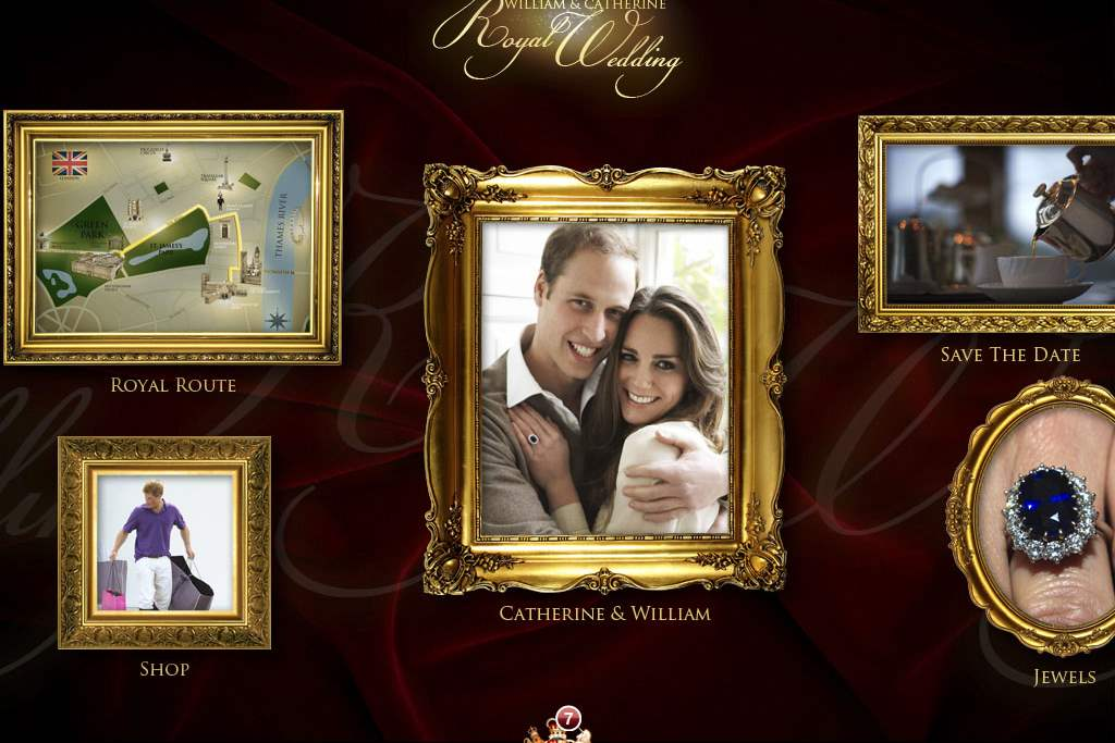Royal-Wedding-Memorabilia-App