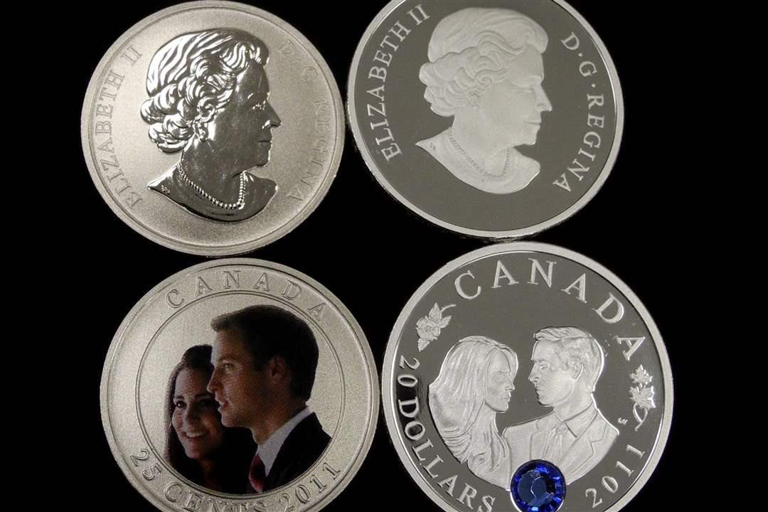 Royal-Wedding-Memorabilia-Commemorative-Coins