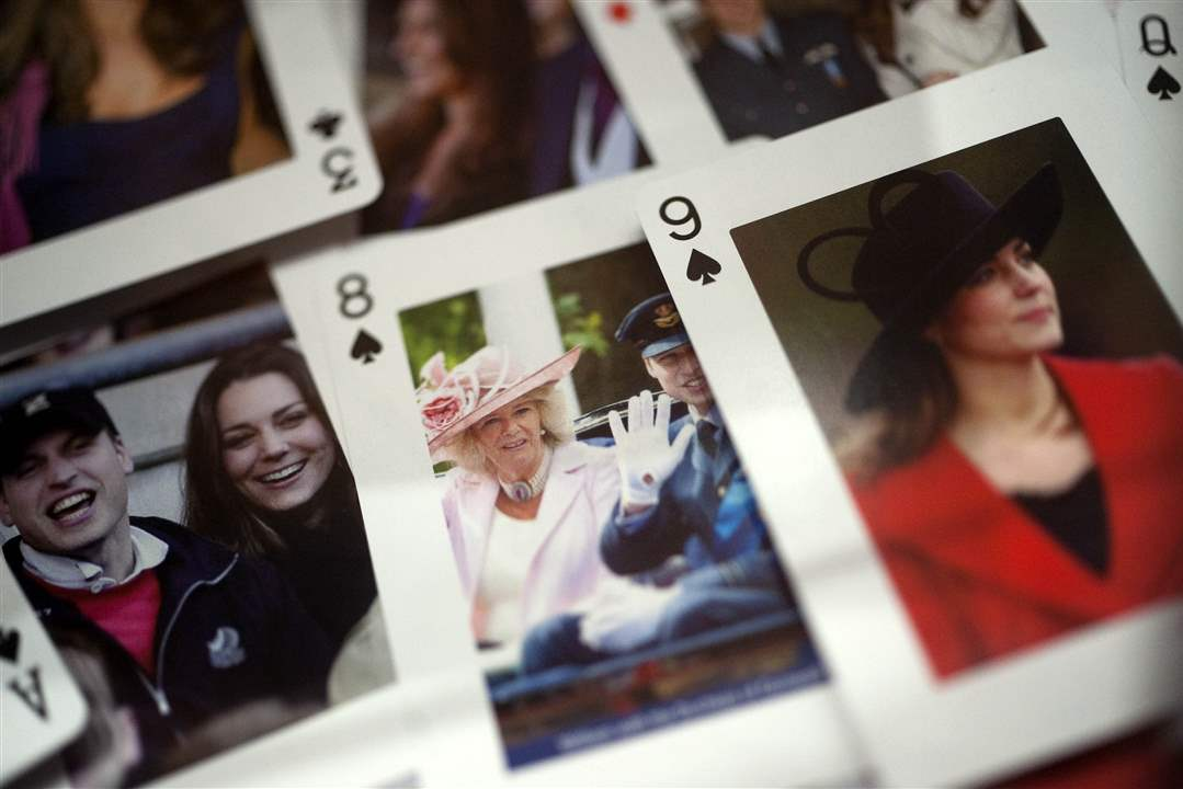 Royal-Wedding-Memorabilia-Playing-Cards