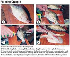 Filleting-Crappie