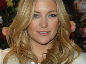 Actress Kate Hudson stars in the film 'Something Borrowed' opening May 6.