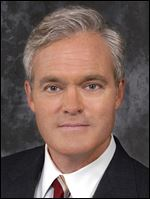 Scott Pelley has been with CBS for 21 years.