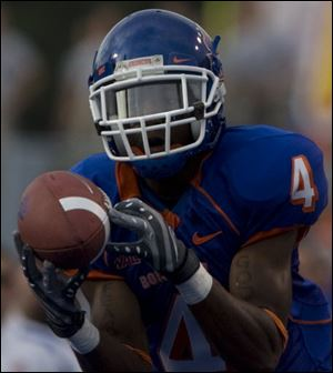Titus Young helped Boise State become a mid-major powerhouse.