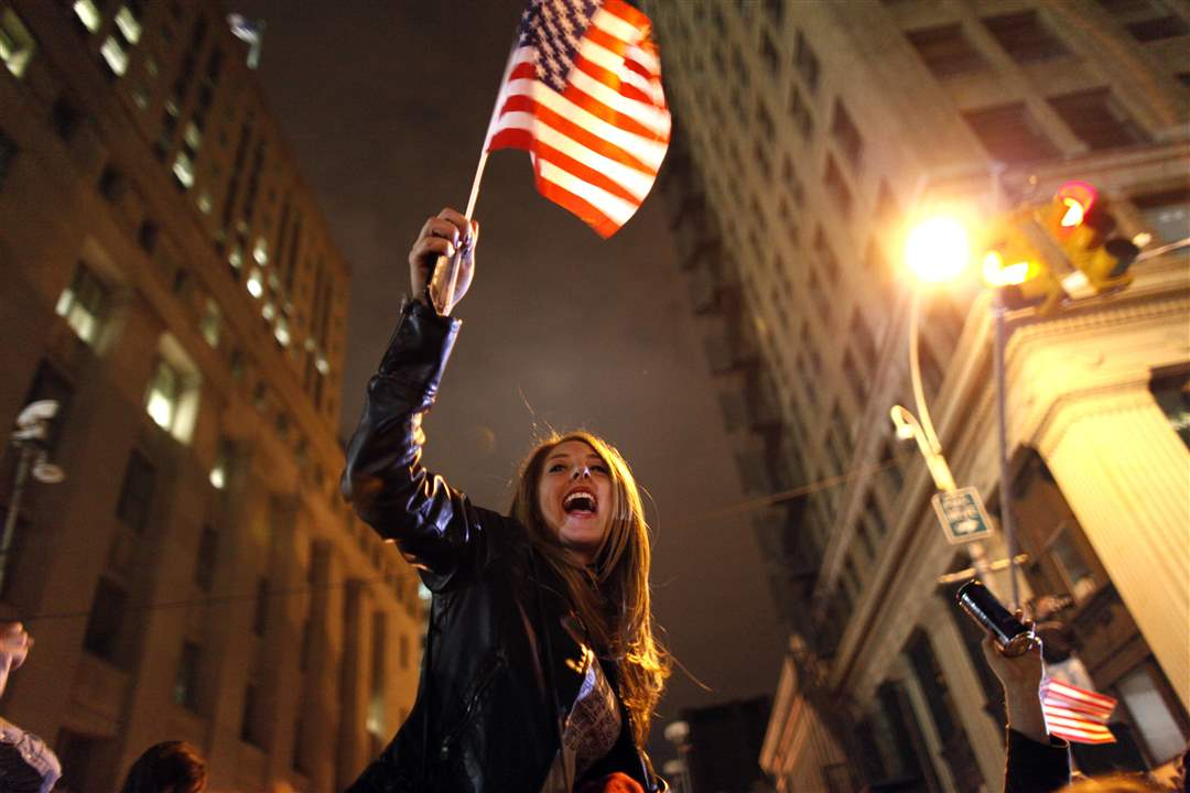 Bin-Laden-Reaction-Ground-Zero-Flag-Woman