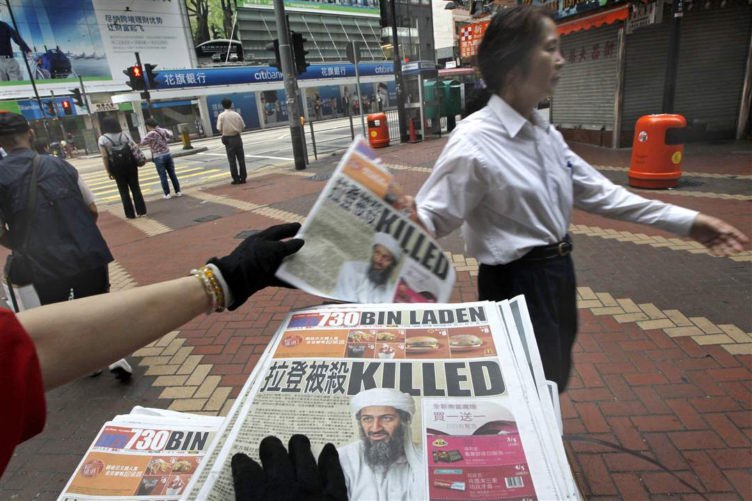 Bin-Laden-Reaction-Hong-Kong-newspaper