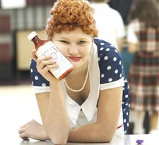 Wax-Museum-Madi-Cano-as-Lucille-Ball