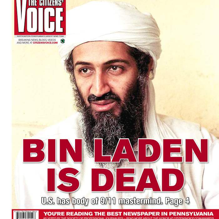 Newspaper-Citizens-Voice-bin-Laden
