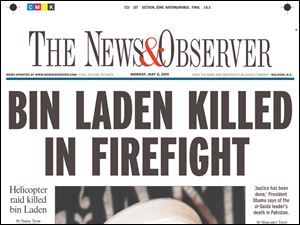 The News & Observer (Raleigh, North Carolina)