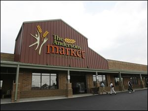 The Andersons Market in Sylvania.