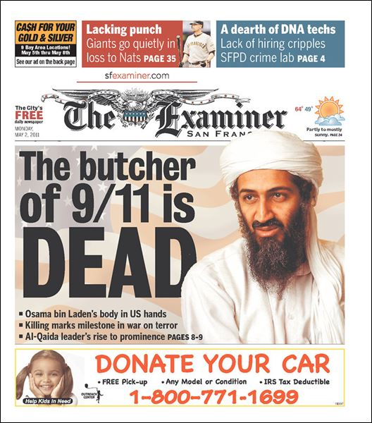 Sf Examiner Classifieds: - Toledo Blade