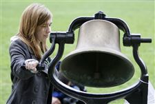 Kent-State-Halie-Doyle-Victory-Bell