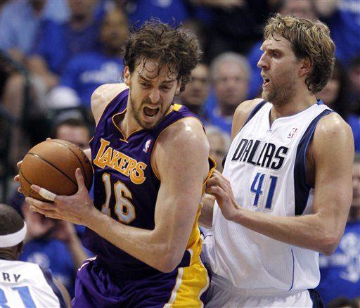 Mavericks Push Lakers To The Brink