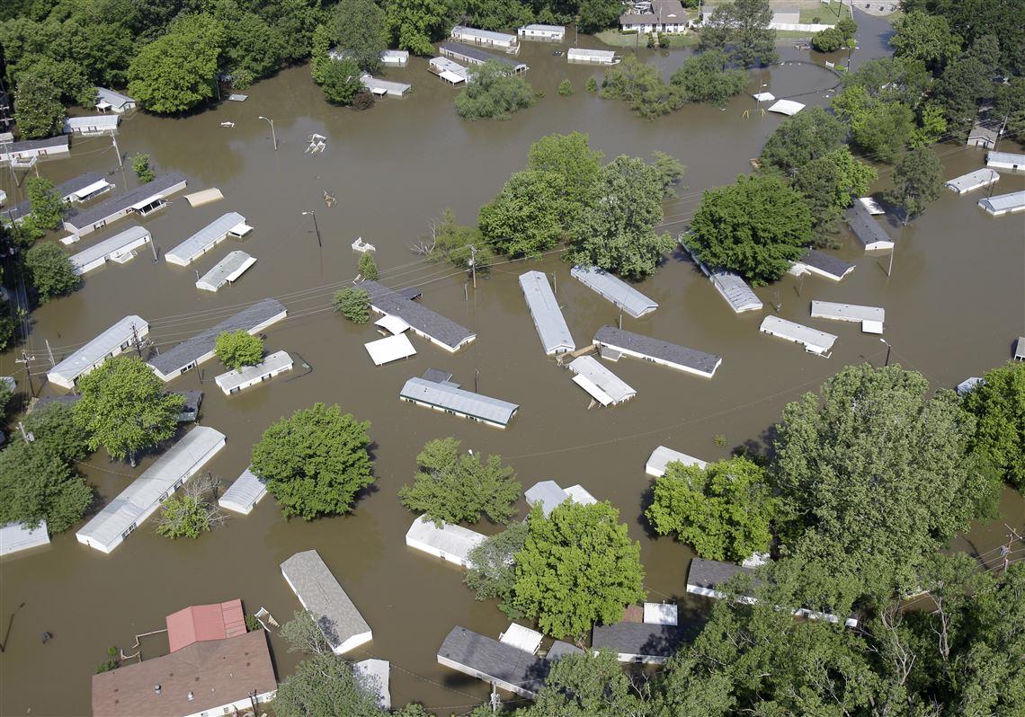 Flood swamps Mississippi Delta crops | Toledo Blade