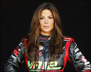 A former Barker's Beauty on The Price is Right, Maryeve Dufault now races in the ARCA Series.