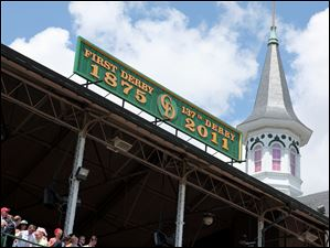 Fashionable hats are as iconic as the twin spires at Churchill Downs on Derby Day.
