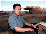 Col. Nguyen Thai of the Vietnamese Army says he is investigating the atrocities committed by Tiger Force.