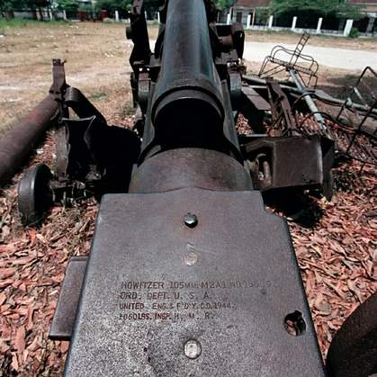 A-United-States-105mm-howitzer