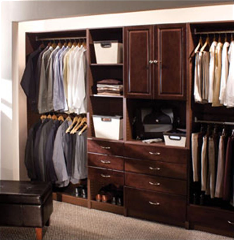 Do It Yourself Home Design: How To Get A Custom Closet On A Do-It-Yourself Budget