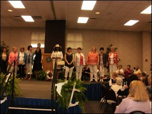 Fashionation 2011 benefited St. Luke's Hospital.