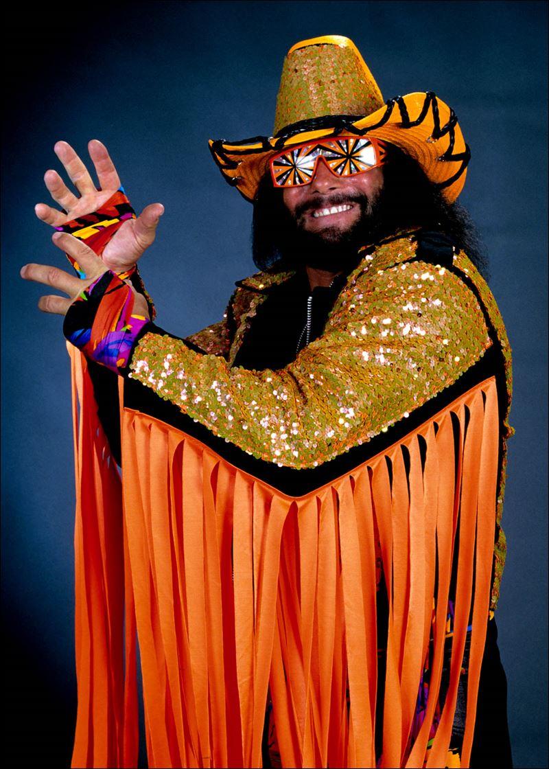 Macho Man dominated WWF ring - Toledo Blade