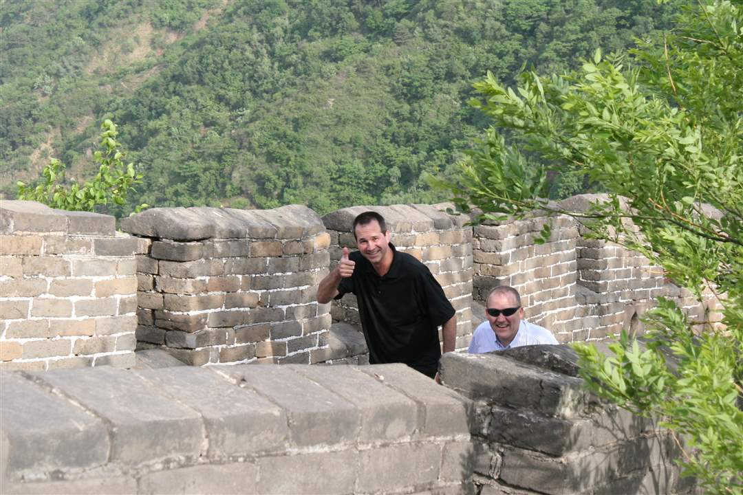 Toledo-delegation-visits-Beijing-Great-Wall-4