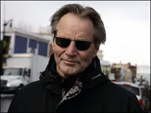 Sam Shepard is the author of 'The God of Hell,' which will be the first presentation of the Edgy Rep Readings series, Oct. 15 in the Maumee Chop House, 1430 Holland Rd., Maumee.
