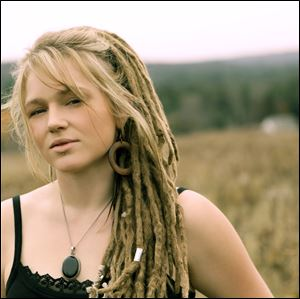 Bowersox will perform two concerts at the Valentine Theatre Saturday night.
