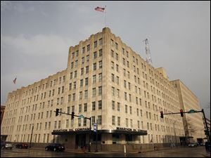 Marathon's office on South Main Street in Findlay will become the new firm's headquarters.