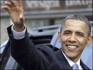 President Obama visited a Detroit Chrysler plant in July and one in Indiana in November.