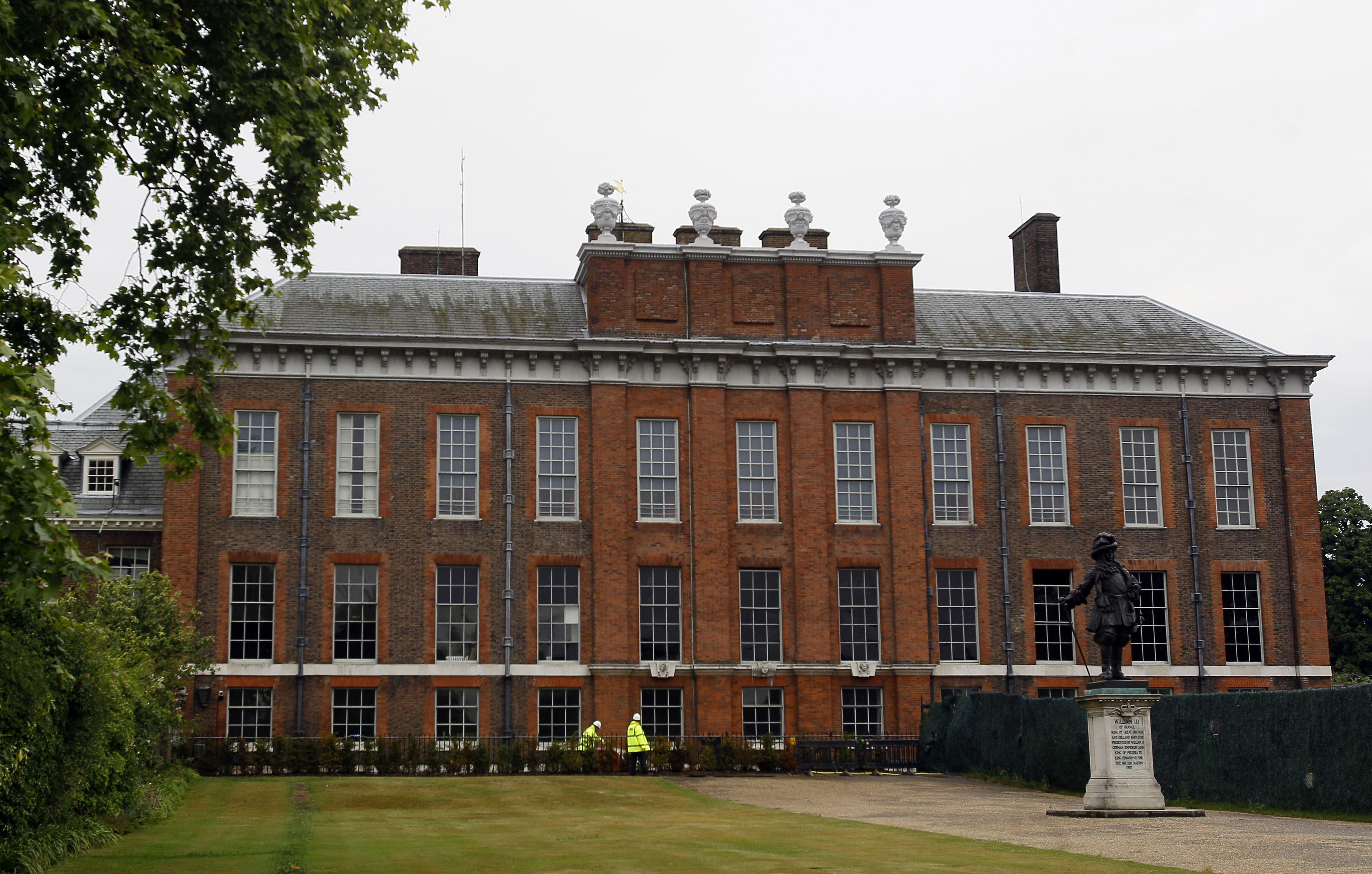 Royal Couple To Move To Kensington Palace The Blade