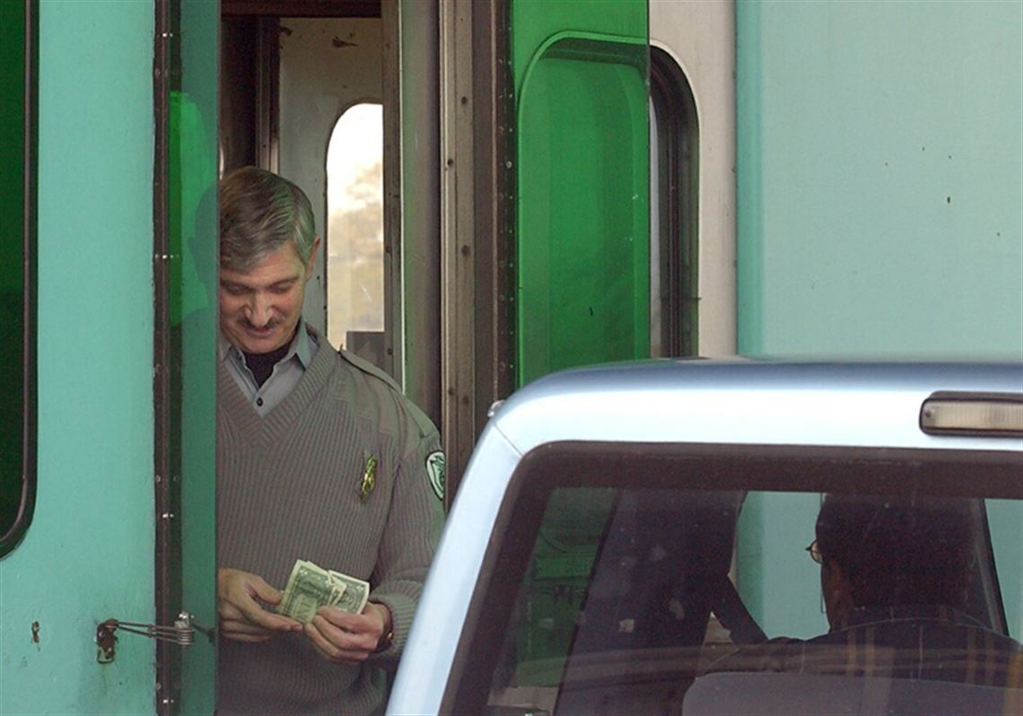 Toll workers face layoffs because of automation at 4 toll