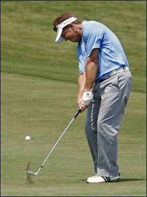 The 2009 winner of the U.S. Senior Open, Fred Funk, is one of 13 ex-champions who are exempt from qualifying.