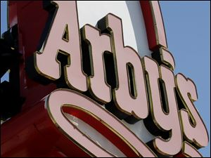 The most of the Arby's portion of the business will be sold for $130 million to a private equity group.