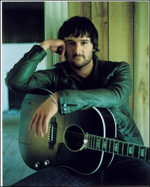 See Eric Church in concert Friday at Centennial Terrace in Sylvania at 8 p.m.
