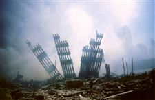 WTC-steel-rubble-memorial