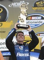 Carl-Edwards-winners-trophy-Nationwide-Alliane-Truck-Parks-250-June-19