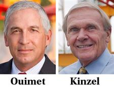 Ouimet-replaces-Kinzel