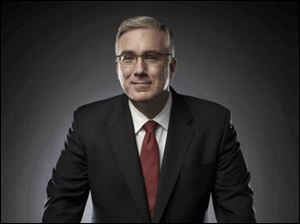 """Countdown With Keith Olbermann"" features a left-leaning point of view."