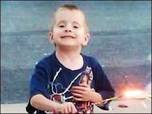 Nicholas Allore, 6, of Temperance, Mich., died after he collapsed June 9 while on a Smith Elementary School field trip to the Toledo Zoo.