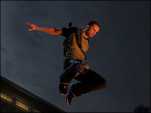 Cole McGrath is the lead character in 'Infamous 2.'
