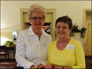Marcia McCready and Konni Bostleman were co-chairmen of the preview party.
