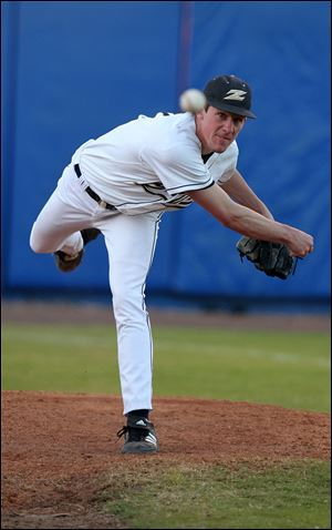 Akron pitcher Chris Bassitt, a Genoa graduate, was drafted with the 501st overall pick in the 16th round by the Chicago White Sox on June 7. He will make his professional debut with the Bristol (Va.) Sox either today or tomorrow. He was second all-time at Akron in saves and had a career ERA of 2.29.