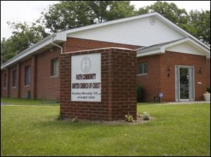Faith Community United Church of Christ, 1126 Anderson Ave., Maumee. Tour is July 12.