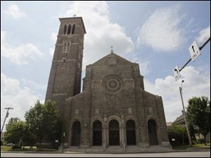 St. Martin dePorres, 1119 West Bancroft St., Toledo. Tour is August 9.