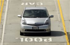 Hybrid-owners-losing-right-to-use-fast-lane-in-Calif