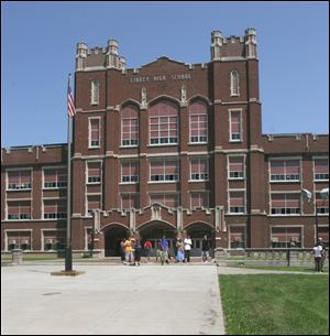 Libbey High School, which closed after the 2009-2010 school year, is up for auction. The entire Libbey complex on Western Avenue will be on the auction block. Toledo Public School officials are looking