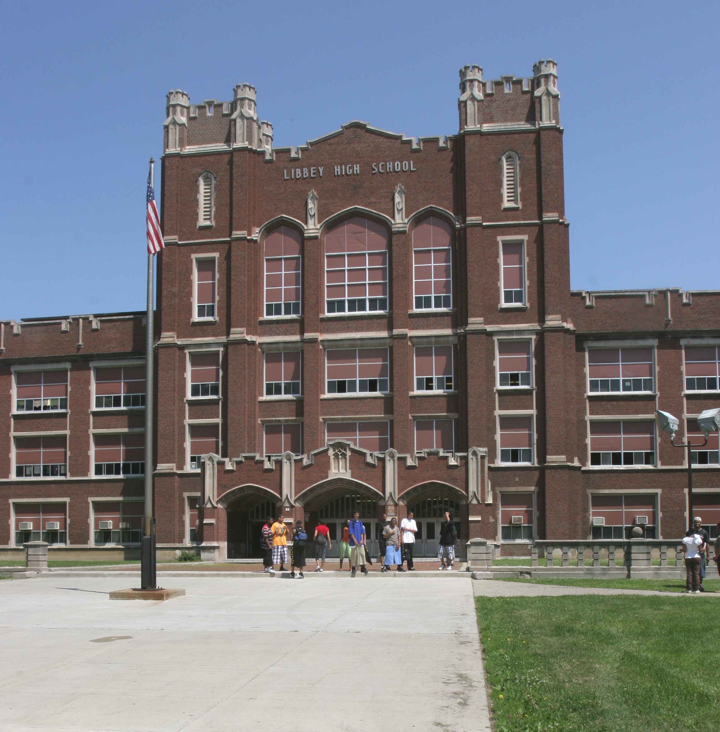 Facing Demolition Old Libbey School Is Back Up For Sale The Blade